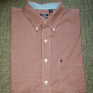 Izod Long Sleeve Dress Shirt